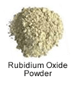 High Purity (99.999%) Rubidium Oxide (Rb2O) Powder