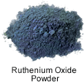 High Purity (99.999%) Ruthenium Oxide (RuO2·xH2O)Powder
