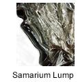 High Purity Samarium Lump