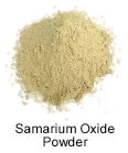 High Purity (99.999%) Samarium Oxide (Sm2O3)Powder