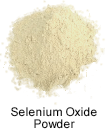 High Purity (99.999%) Selenium Oxide (SeO2) Powder