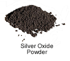 High Purity (99.999%) Silver Oxide (AgO)Powder
