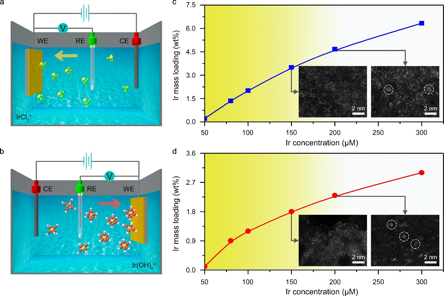 Novel strategy to fabricate single-atom catalysts via electrochemical deposition