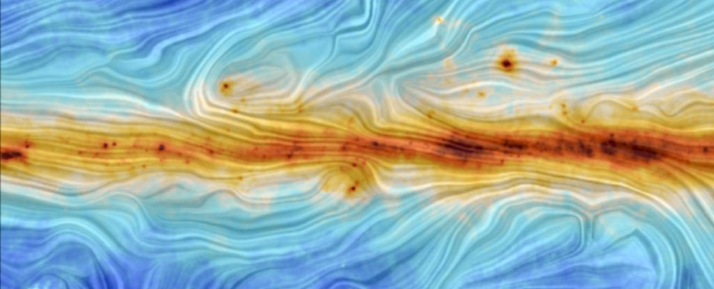 American Elements Shares Article - For The First Time, Physicists Have Observed a Giant Magnetic 'Bridge' Between Galaxies
