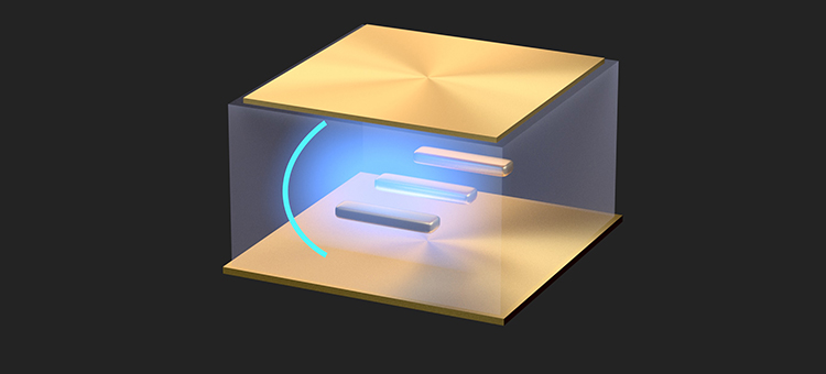 Controlling ultrastrong coupling at room temperature