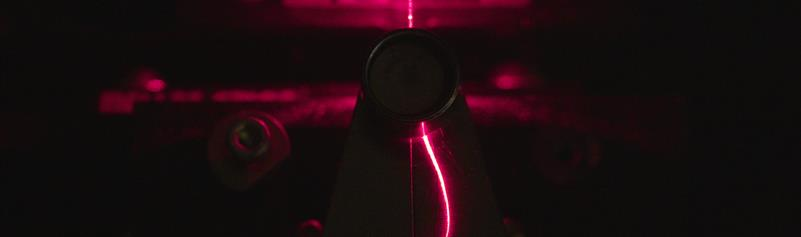 Researchers developed an optical fiber made of cellulose