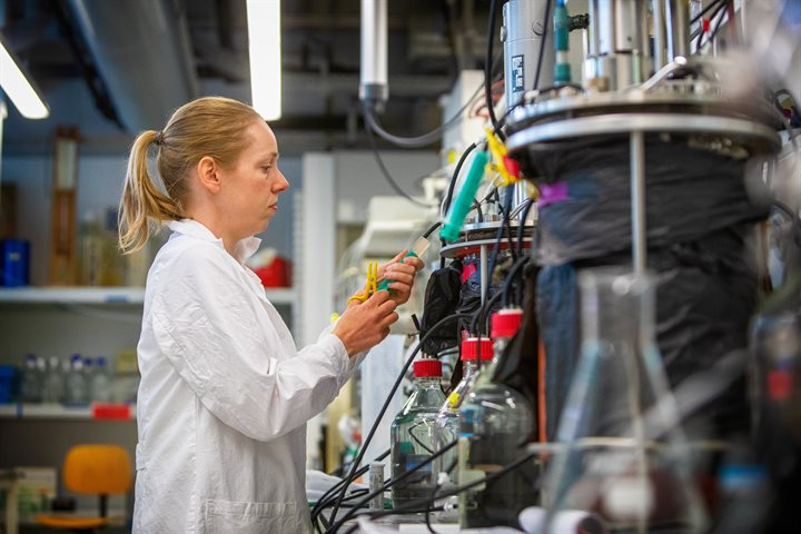 Nitrogen-producing process of anammox bacterium finally uncovered