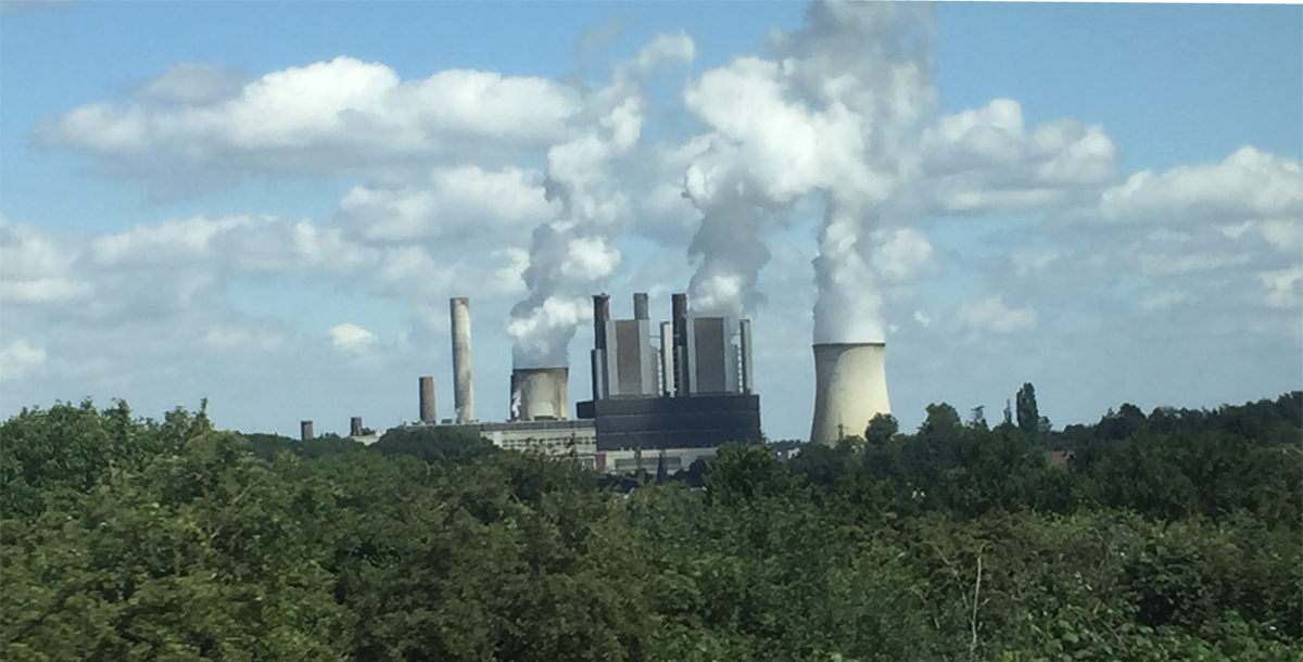 New material design tops carbon-capture from wet flue gases