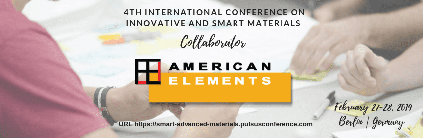 American-Elements-Sponsors-4th-International-Conference-on-Innovative-and-Smart-Materials-2019-Logo