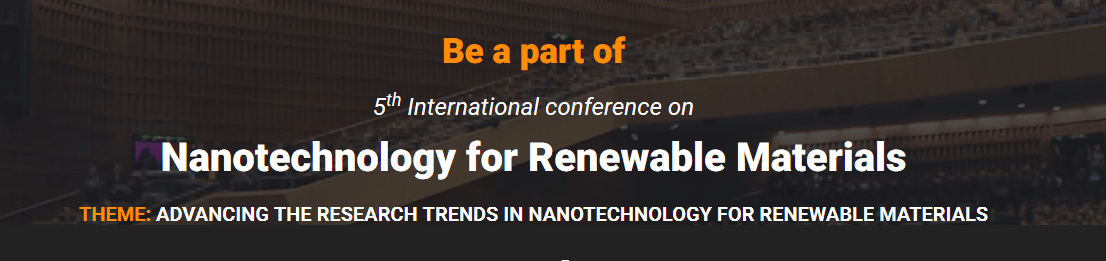 Ameircan-Elements-Sponsors-5th-International-conference-on-Nanotechnology-for-Renewable-Materials