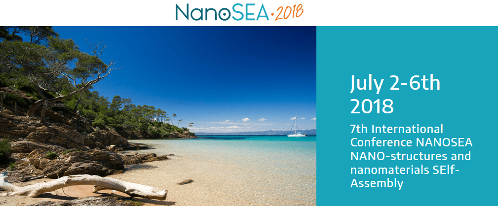 American-Elements-Sponsors-7th-International-Conference-NANOSEA-NANO-structures-and-nanomaterials-SElf-Assembly-NanoSEA-2018-Logo