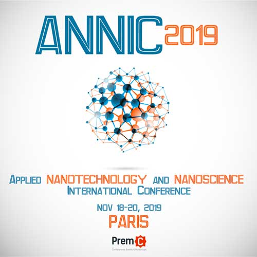 Applied Nanotechnology and Nanoscience International Conference – ANNIC 2019
