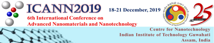 ICANN 2019 - 6th International Conference on Advanced Nanomaterial and Nanotechnology