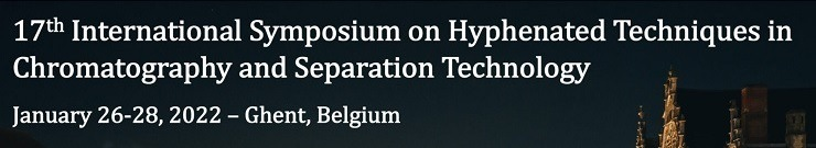 HTC-17, 17th International Symposium on Hyphenated Techniques in Chromatography and Hyphenated Chromatographic Analyzers 2022