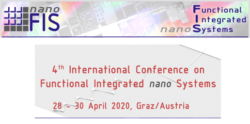 4th International Conference nanoFIS 2020 - Integrated Functional nano Systems
