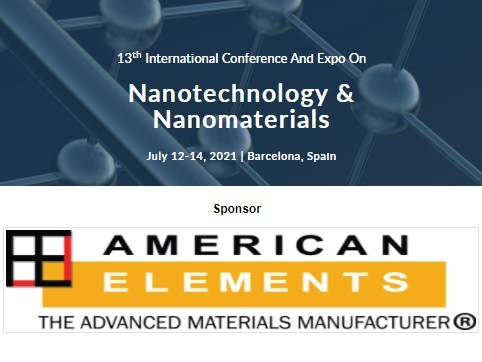13th International Conference And Expo On Nanotechnology and Nanomaterials