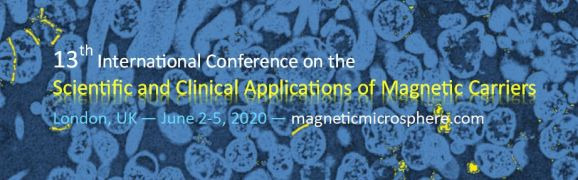 13th International Conference on the Scientific and Clinical Applications of Magnetic Carriers 2020