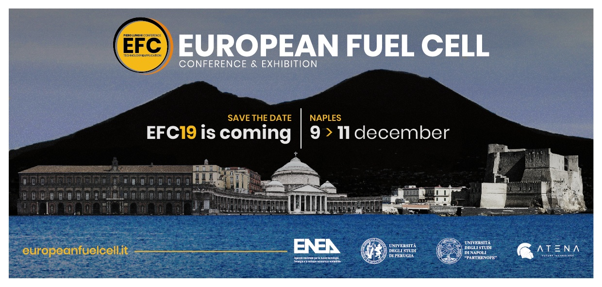 8th European Fuel Cell Technology & Applications Piero Lunghi Conference - EFC19