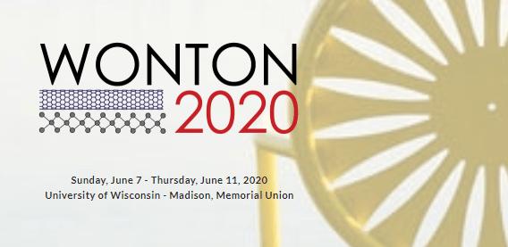 8th Workshop on Nanotube Optics and Nanospectroscopy - WONTON 2020