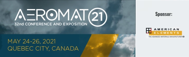 AEROMAT20201 - 32nd Conference and Exposition