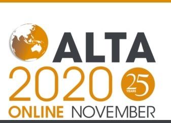 ALTA 2020 - VIRTUAL