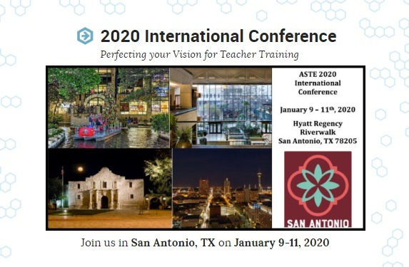 ASTE 2020 - Association for Science Teacher Education International Conference