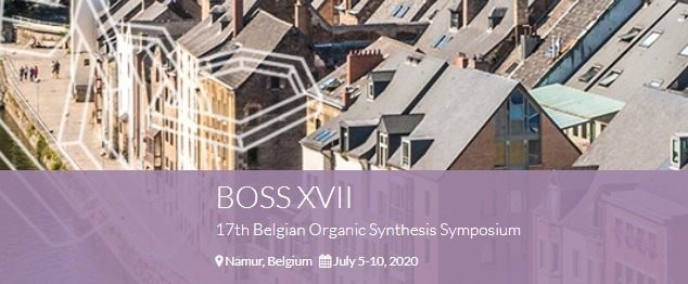BOSS XVII 17th Belgian Organic Synthesis Symposium - POSTPONED