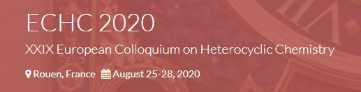 ECHC 2020 - XXIX European Colloquium on Heterocyclic Chemistry