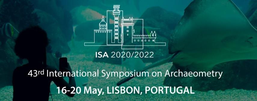 ISA 2022 - 43rd International Symposium on Archaeometry