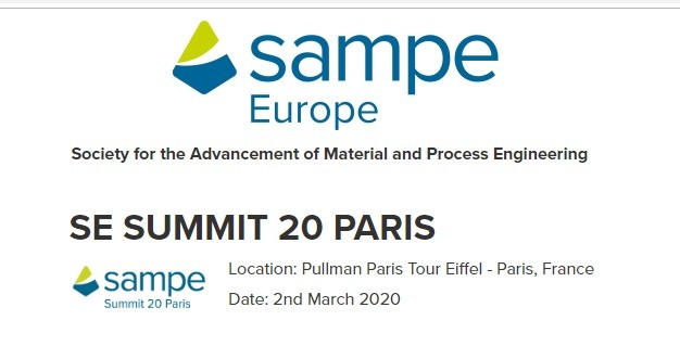 SAMPE Europe Conference 2020 - SE SUMMIT 20 PARIS
