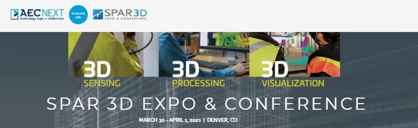 SPAR 3D Expo & Conference 2021