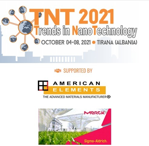 The 21st edition of Trends in Nanotechnology International Conference - TNT2021
