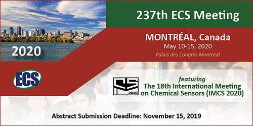 The 237th ECS Meeting 2020