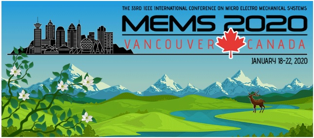 The 33rd IEEE International Conference On Mircro Electro Mechanical Systems