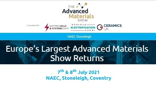 The Advanced Materials Show 2021