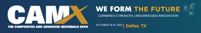 The Composites and Advanced Materials Expo - CAMX2021