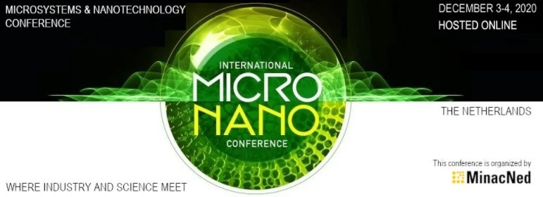 The International MicroNanoConference 2020 - iMNC2020
