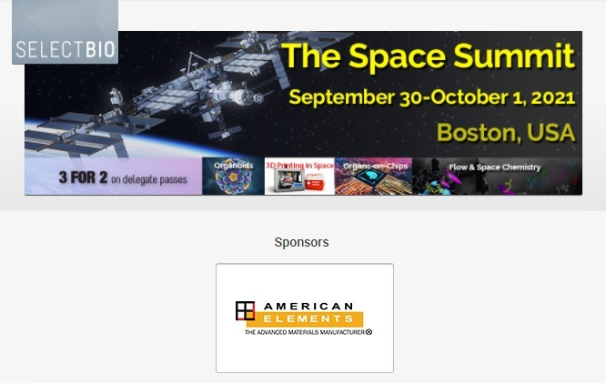 The Space Summit 2021 Exhibition