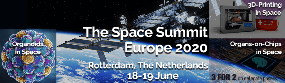 The Space Summit Europe 2020 Exhibition
