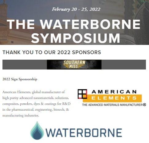 The Waterborne Symposium 2022