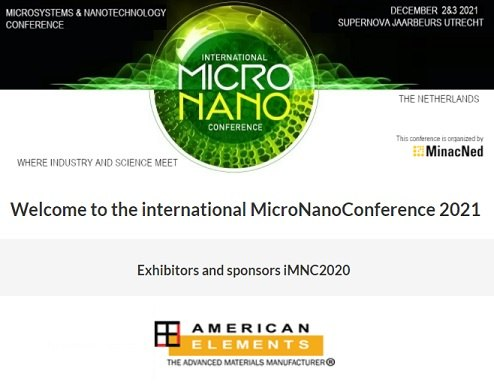 The international MicroNanoConference 2021