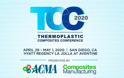 Thermoplastic Composites Conference - TCC2020