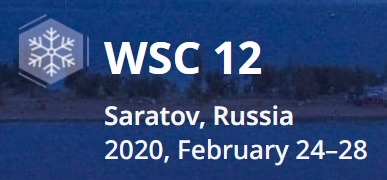 WSC 12 - Winter symposium on Chemometrics 2020