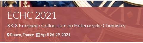 XXIX European Colloquium on Heterocyclic Chemistry - ECHC 2021