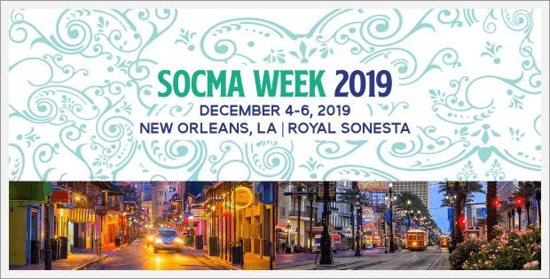 SOCMA Week 2019