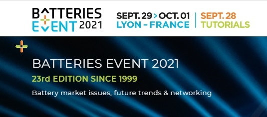 Batteries Event 2021