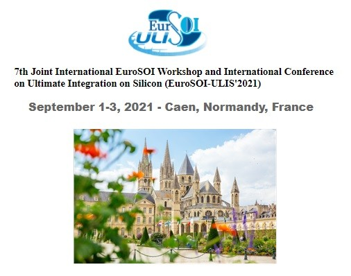 EuroSOI-ULIS 2021 - 7th Joint International EuroSOI Workshop and International Conference on Ultimate Integration on Silicon