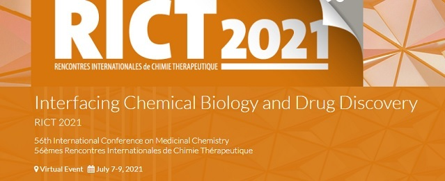 RICT 2021 Virtual - 56th Interfacing Chemical Biology and Drug Discovery