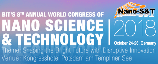 American-Elements-Sponsors-BITs-8th-Annual-World-Congress-Of-Nano-Science-and-Technology-2018-Nano-S&T-2018