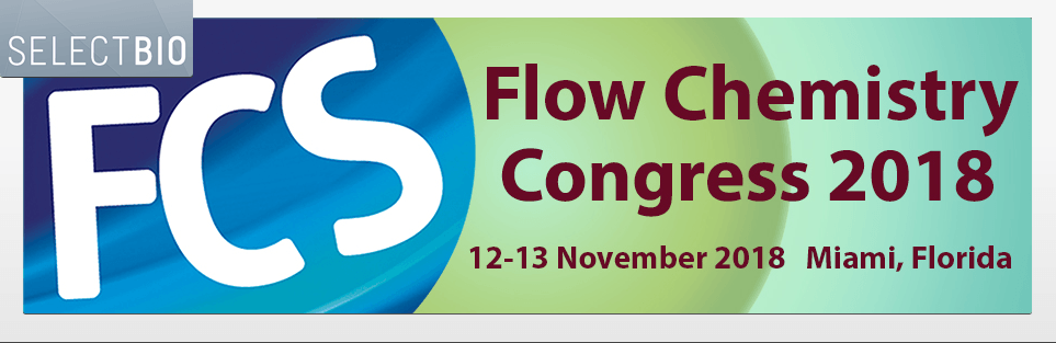 American Elements Sponsors Flow Chemistry Congress 2018 Logo
